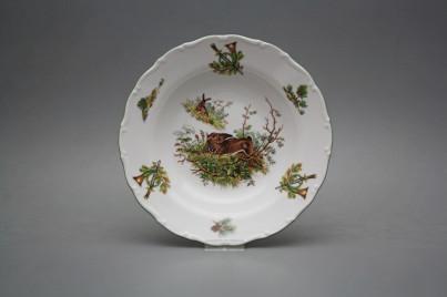 Deep plate 23cm Ofelia Hare FZL č.1