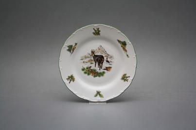 Dessert plate 19cm Ofelia Chamois FZL č.1