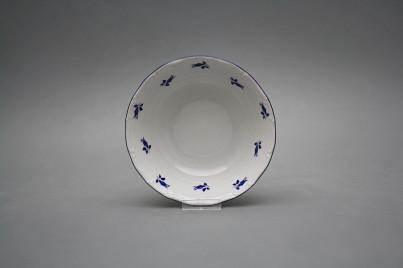 Salad dish 16cm Ofelia Blue roses AML č.1