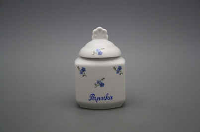 Spice jar 0,2l Forget-me-not Sprays BB č.1