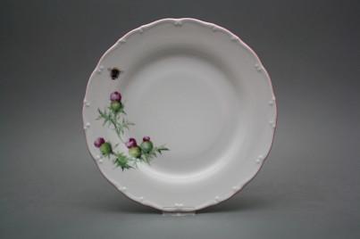 Flat plate 25cm Ofelia Thistle RL č.1