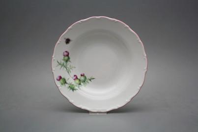 Deep plate 23cm Ofelia Thistle RL č.1