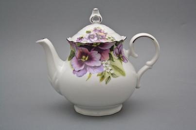 Teapot 1,2l Ofelia Pansy FL č.1