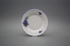 Dessert plate 19cm Ofelia Forget-me-not CAL