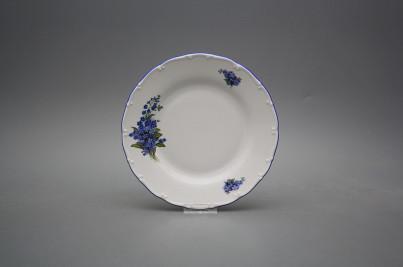 Dessert plate 19cm Ofelia Forget-me-not CAL č.1