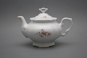 Teapot 1,2l Marie Louise Pink roses BB