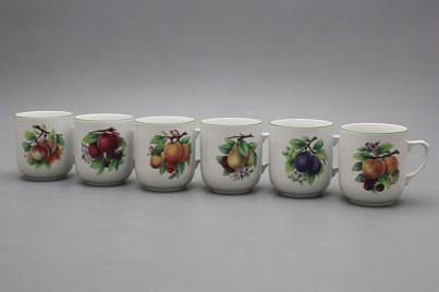 Mug Trojka 0,3l Fruits ZL č.1