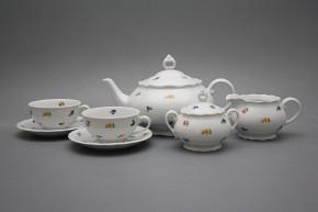 Tea set Verona Sprays 15-piece BB