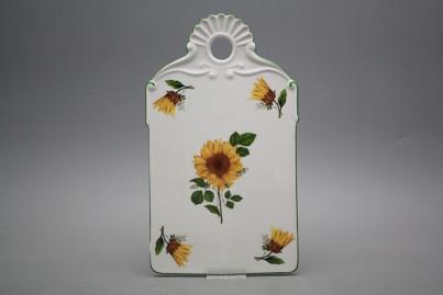 Relief cutting board Sunflowers ZL č.1