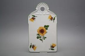 Bread tray Sunflowers ZL
