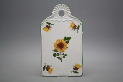 Bread tray Sunflowers ZL č.1