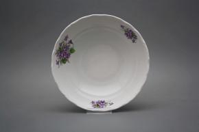 Deep dish 23cm Verona Violets CBB