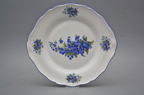 Cake plate 27cm Verona Forget-me-not GAL