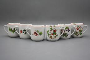 Mug Petka 0,4l Forest berries CL