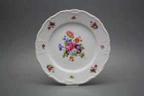 Flat plate 25cm Marie Louise Pearl JGL