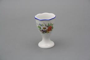 Egg cup Rokoko Meissen bouquet AL