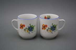 Mug Trojka 0,3l Field flowers AL