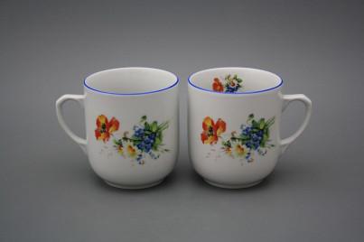Mug Trojka 0,3l Field flowers AL č.1