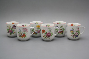 Mug Trojka 0,3l Meissen bouquet CL