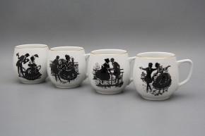 Mug Banak 0,3l Rococo dolls GL