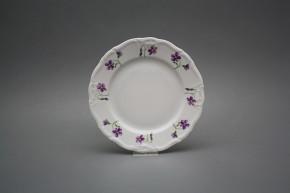 Dessert plate 19cm Marie Louise Violets KBB