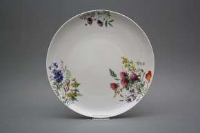 Flat plate 26cm Tom Flowering meadow CBB