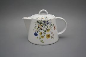 Teapot 1,3l Tom Flowering meadow BB