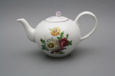 Teapot 1,2l Rokoko Bouquet FL č.1