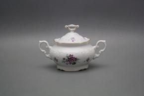 Sugar bowl 0,25l Marie Louise Sweet violets GL