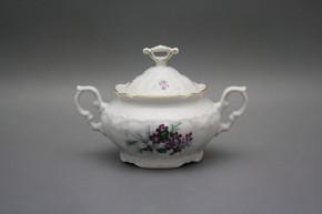 Sugar bowl 0,4l Marie Louise Sweet violets GL