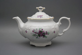 Teapot 1,6l Marie Louise Sweet violets GL