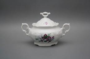 Sugar bowl 0,4l Marie Louise Sweet violets BB