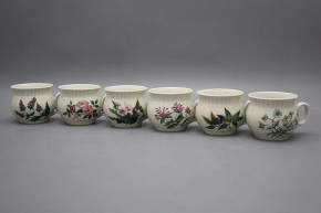 Mug Darume 0,29l ECRU Herbs BB