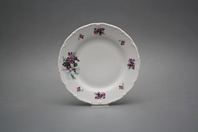 Dessert plate 19cm Ofelia Sweet violets KBB