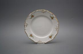 Dessert plate 19cm Maria Louise Tea roses GL