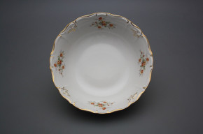Deep dish 23cm Marie Louise Tea roses GL LUX