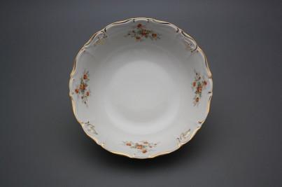 Deep dish 23cm Marie Louise Tea roses GL LUX č.1