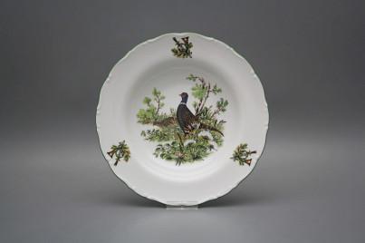 Deep plate 23cm Ofelia Pheasant GZL č.1
