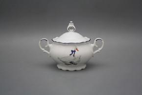 Tea sugar bowl 0,24l Ofelia Geese ML