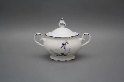 Tea sugar bowl 0,24l Ofelia Geese ML č.1