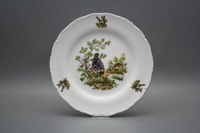 Flat plate 25cm Ofelia Partridge GZL č.1