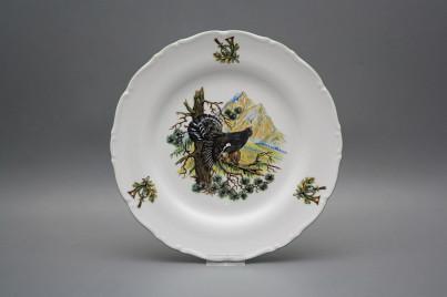 Flat plate 25cm Ofelia Capercaillie GZL č.1
