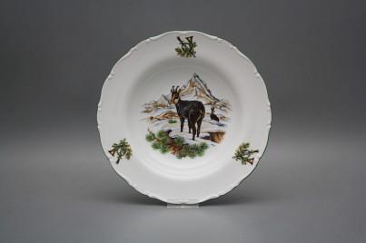 Deep plate 23cm Ofelia Chamois GZL č.1