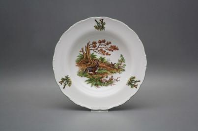 Deep plate 23cm Ofelia Rabbit GZL č.1