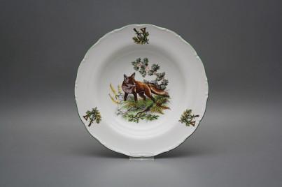 Deep plate 23cm Ofelia Fox GZL č.1