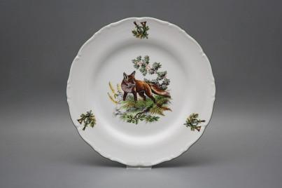 Flat plate 25cm Ofelia Fox GZL č.1