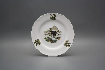 Dessert plate 19cm Ofelia Chamois GZL č.1