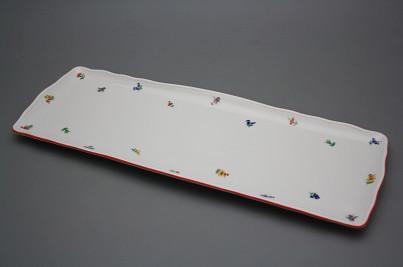 Tray square 45cm Rokoko Sprays ACL č.1