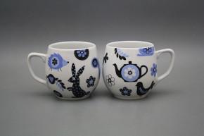 Mug Banak 0,3l Patchwork Forest Blue BB