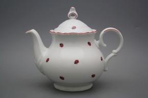 Teapot 1,2l Ofelia Ladybirds CL